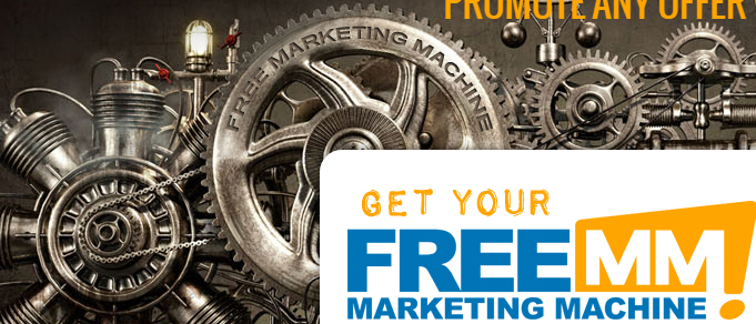 get your free marketing machine now